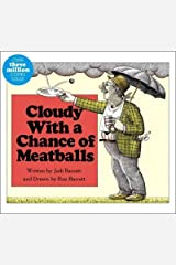 By Judi Barrett Cloudy With a Chance of Meatballs (Classic Board Books) (Brdbk) [Board book] Hardcover
