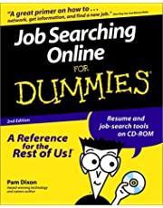 Job Searching Online For Dummies
