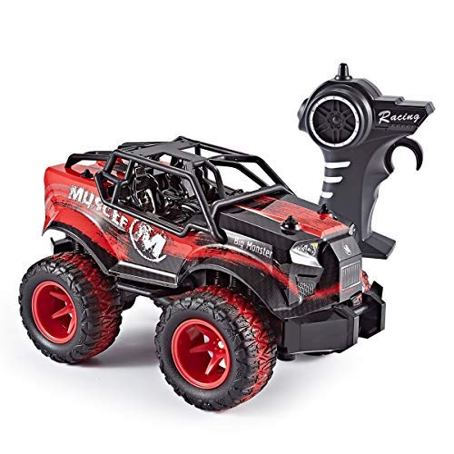 Control Remote Speed (Think Gizmos Speed Master Off Road Toy Remote Control Car for Kids (Speed Master))