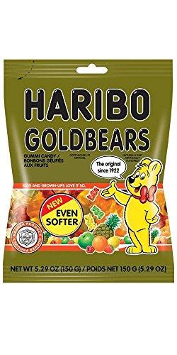 Kosher Haribo Gold Bears (Pack of 6)