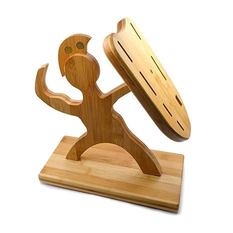 Compra DUDDP Cocina Porta cuchillos Porta cuchillos de ...