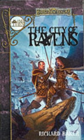 book cover of The City of Ravens