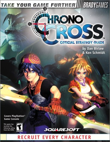 Price comparison product image Chrono Cross Official Strategy Guide (Video Game Books)