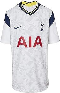 Nike 2020-2021 Tottenham Home Vapor Match Football Soccer T-Shirt Jersey (Kids)