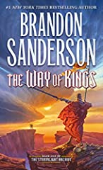 From #1 New York Times bestselling author Brandon Sanderson, The Way of Kings, Book One of the Stormlight Archive begins an incredible new saga of epic proportion.              Roshar is a world of stone and storms. Uncanny te...