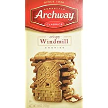 Archway, Original Windmill Cookies, 9 Ounce (3 Boxes)