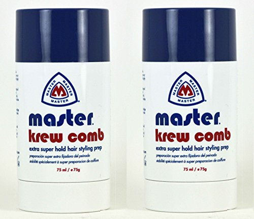 Master Well Comb Krew Comb Stick - 2 pieces