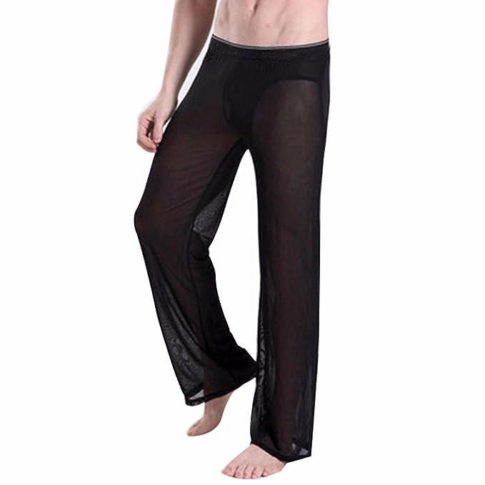 659a692b0c29c EFE Homme Pantalon Transparent Lingerie Vêtement de Sport Yoga OU Bas de  Pyjamas: Amazon.fr: Vêtements et accessoires