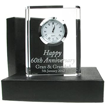 60th wedding anniversary gifts from uk