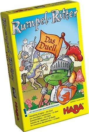 Rumpel-Ritter Für 2-4 Spieler Spiel Deutsch Spiele