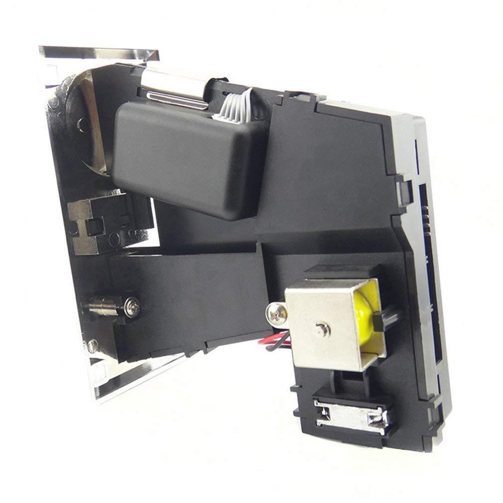 liekkaas Durable Programable Plastic Multi Coin Acceptor Electronic
