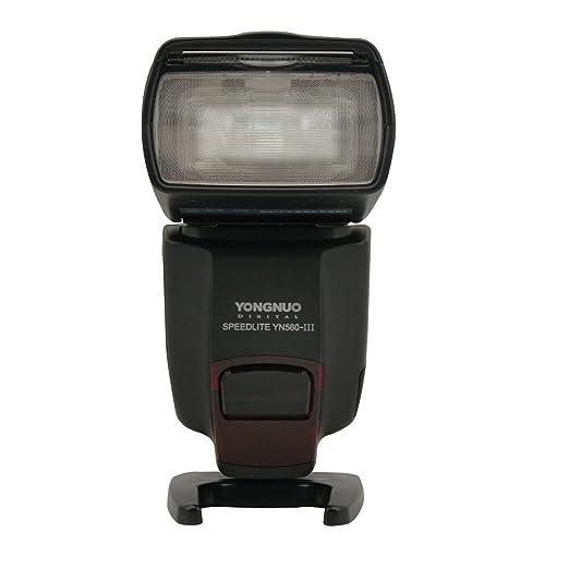 95 opinioni per Yongnuo YN560 III LCD Flash Speedlight Speedlite Per Canon 1D 5D 6D 7D 60D Nikon