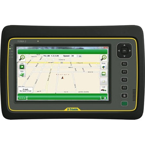 Trimble Navigation - T7148L-YBS-00 - Trimble Yuma 2 CL Net-tablet PC - 7 - Intel Atom N2600 1.60 GHz - Gray, Yellow - 4 GB RAM - 128 GB SSD - Windows 7 Professional - Slate - 1024 x 600 Multi-touch Screen Display - Bluetooth ()