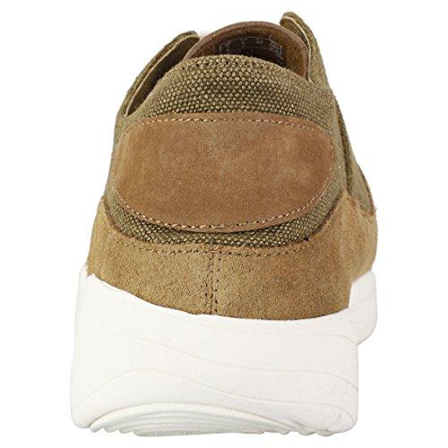 Clarks Uomo Olive Trigenic Evo Sneaker-UK 9