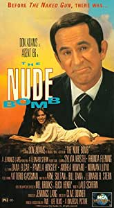 Nude Bomb [VHS]