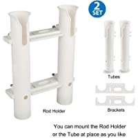 2019 Fashion Rod Holders X 4 Boat Parts Fishing Equipment Side Mount Black Cheapest Price From Our Site