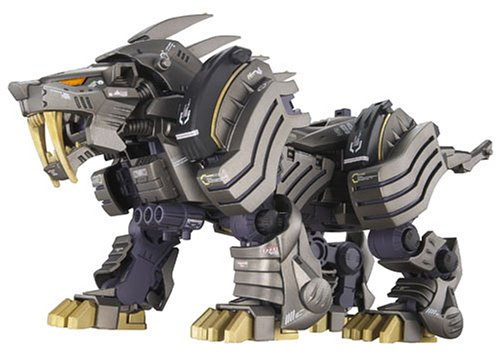 Genesis Model Kit (Zoids Genesis GZ-009 Brastle Tiger Model Kit)
