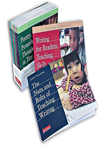 Units of Study for Primary Writing: A Yearlong Curriculum (Grades (Unit Studies Curriculum)