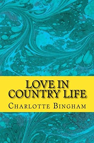 book cover of Love in Country Life