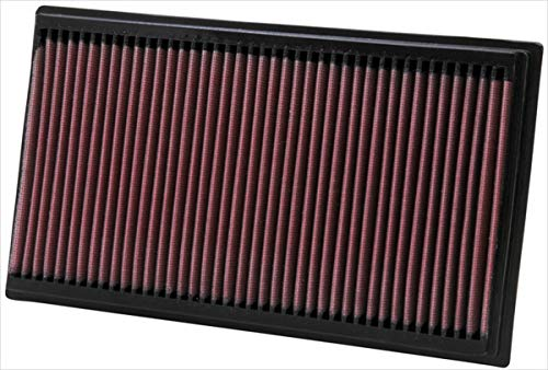 K&N engine air filter, washable and reusable:  1999-2019 Jaguar (XJ, XJR, XJR575, XF, XFR, S-type, XJ8, Vanden Plas) 33-2273 (Jaguar Xf Type)