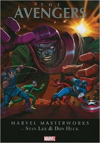 Amazon com: The Avengers, Vol  3 (Marvel Masterworks