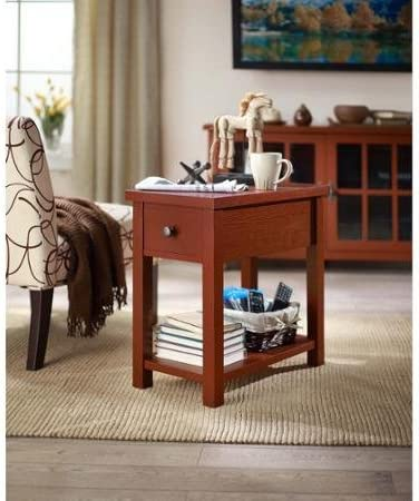 Whalen Furniture End Table Review