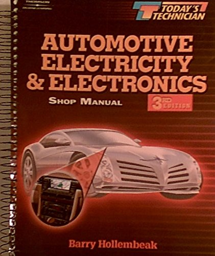 Download Automotive Electricity and Electronics (Today's Technician) ebook