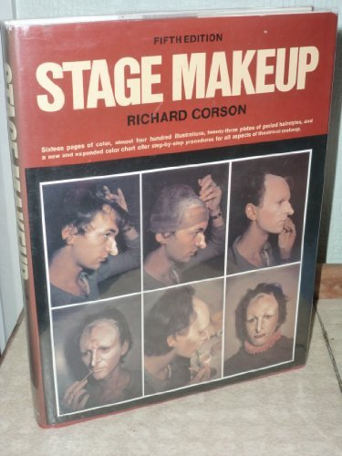 Stage Makeup by Richard Corson (1983-04-30)