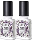 Poo-Pourri Before You Go Spray, Lavender Vanilla, 2 ounce - 2 Pack