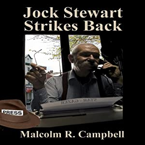 Jock Stewart Strikes Back Audiobook