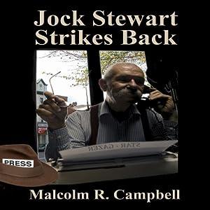 Jock Stewart Strikes Back Audiobook