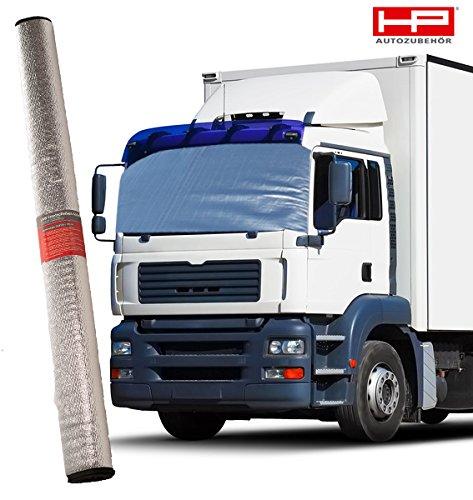 Lorry Aluminium Windscreen Cover (W x H) 255cm x 100cm HP Autozubehör 18242