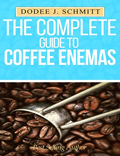 Complete Guide Coffee Enemas Cleanse ebook product image