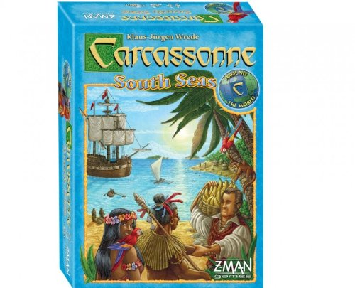 Carcassonne Game (Carcassonne: South Seas)