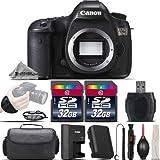 Canon EOS 5DS DSLR 50.6MP Full-Frame CMOS Sensor DIGIC6 Camera - 64GB Kit Bundle