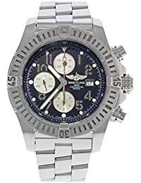 Super Avenger Automatic-self-Wind Male Watch A13370 (Certified Pre-Owned)