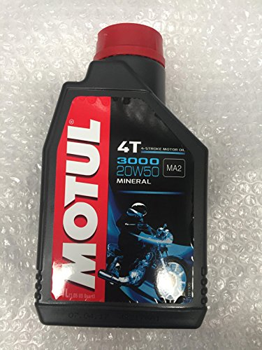 Lubricante, Aceite Mineral Motul 4T, 3000 20w50 MA2 Mineral 1L, aplica para modelos CT100B, Boxer BM150, Platina 100ES