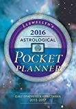 Llewellyn's 2016 Astrological Pocket Planner: Daily Ephemeris & Aspectarian 2015-2017