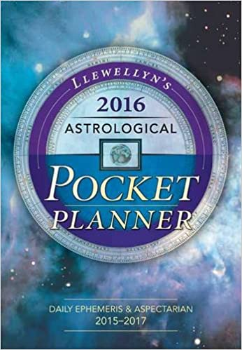 Llewellyn's 2016 Astrological Pocket Planner: Daily