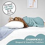 Milliard Toddler Pillow - Baby Pillows for Sleeping