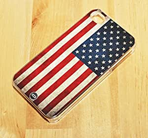 1888998234145 [Global Case] United States of America Flag USA New York Vintage California NYC Washington Greatest Country Democrats Republican 4th of July Declaration of Independence Kennedy Roosevelt (BLACK CASE) Snap-on Cover Shell for Samsung Galaxy Mega 6.3 I9200