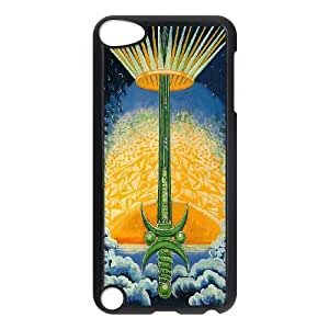 High Quality Phone Case FOR Ipod Touch 5 -sword art pattern protective case-LiuWeiTing Store Case 1