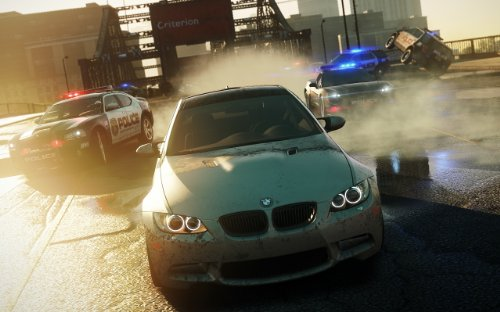 Need for Speed: Most Wanted (For JPN/Asian systems only) by Electronic Arts (Image #2)