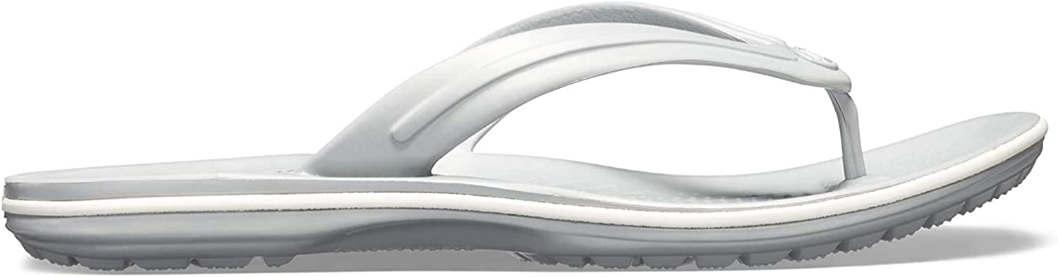 Crocs Women's Men's Crocband Flip Flop | Slip on Sandals | Shower Shoes