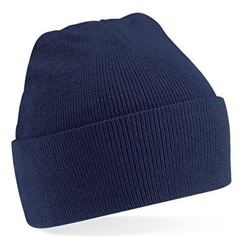 Unisex talla de Colores moda gorro Gorro invierno Amarillo lana de de Tejer única azul Talla mucho ShirtInStyle marino gorro XqfPPS