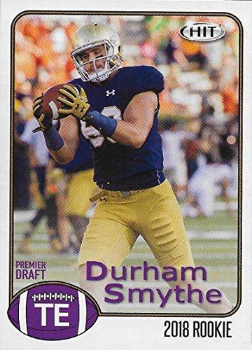bf7cfce35a48e Amazon.com: 2018 SAGE Hit Premier Draft #97 Durham Smythe NM-MT ...