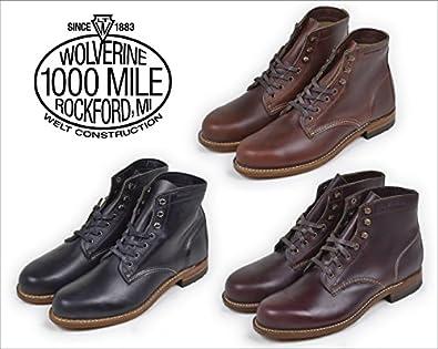 amazon co jp ウルヴァリン wolverine 1000 mile boot 1000マイル