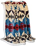 Carstens Blue River Southwest Throw Blanket