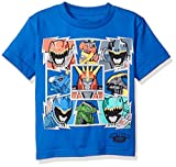 Power Rangers Boys' Short-Sleeved T-Shirt