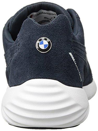 Cat PUMA White US Team MS Sneaker Blue 9 M Evo Speed Men's BMW gwxwISqaF
